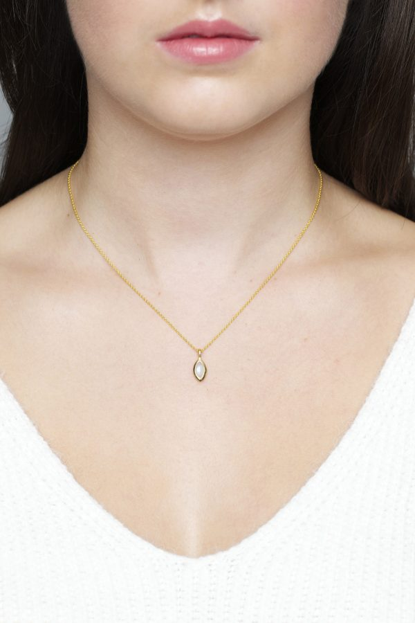 Gold Moonstone Birthstone