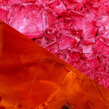 July's Birthstones – Carnelian and Ruby